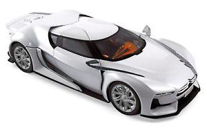 【送料無料】模型車 モデルカー スポーツカー モデルカーグアテマラシトロエンサロンドパリホワイトメタリックmodell auto 118 gt by citroen salon de paris 2008 weiss metallic norev 181610