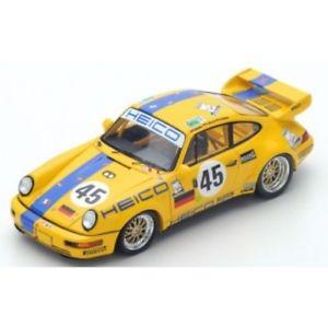 【送料無料】模型車 モデルカー スポーツカー ポルシェカレラ#ルマンスパークporsche 911 carrera rsr 45 24h le mans 1994 143 s5511 spark