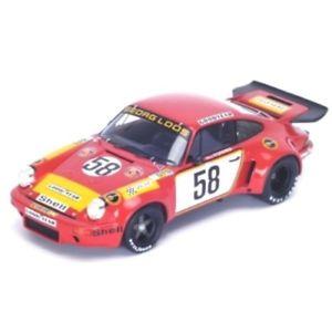 【送料無料】模型車 モデルカー スポーツカー ポルシェカレラ#ルマンスパークporsche carrera rsr 58 24h le mans 1975 143 s5088 spark