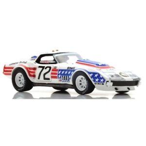 【送料無料】模型車 モデルカー スポーツカー シボレーコルベット#ルマンスパークchevrolet corvette 72 24h le mans 1972 143 s5075 spark