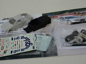 【送料無料】模型車 モデルカー スポーツカー モデルピステalezan models  143 matra murena gsi mille pistes beltoise 1982