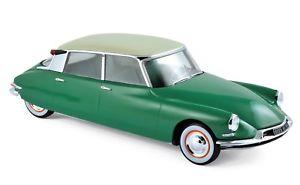 【送料無料】模型車 モデルカー スポーツカー シトロエングリーンベージュnorev 118 citroen ds 19 grn beige 181480