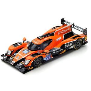 【送料無料】模型車 モデルカー スポーツカー ギブソンドライブレーシング#ルマンスパークoreca 07 gibson g drive racing 22 24h le mans lmp2 2017 143 s5809 spark