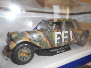 【送料無料】模型車 モデルカー スポーツカー シトロエントションsol1800902 by solido citroen traction 11cv 1944 118
