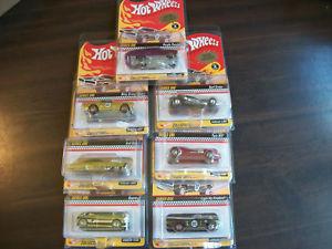 【送料無料】模型車 モデルカー スポーツカー オンラインホットホイールhot wheels lot of 7 online exclusives *rare*