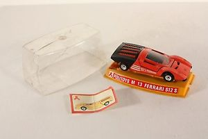 【送料無料】模型車 モデルカー スポーツカー フェラーリボックス#ミントpolitoys m 13, ferrari 512 s, mint in box   ab684