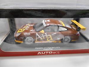 【送料無料】模型車 モデルカー スポーツカー ポルシェグアテマラアジアカレラaa80489 by autoart porsche 911 gt3 asian carrera cup 2004 118
