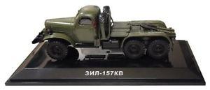 【送料無料】模型車 モデルカー スポーツカー トターカーキグリーンモデルモデルzil 157k kv tractor 195662 khaki green 143 model dip models