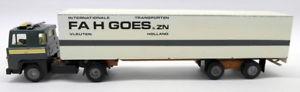 【送料無料】模型車 モデルカー スポーツカー ノーブランドスケールスカニアトラックトラックトレーラーモデル