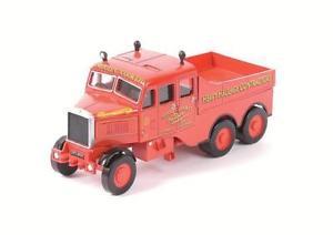 【送料無料】模型車 モデルカー スポーツカー クックコンストタロッソscammell siddle cook scammell constructor corgi toys rosso 150
