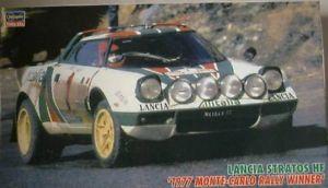 【送料無料】模型車 モデルカー スポーツカー ハウランチアキットディhaw25032 lancia stratos hf 1977 kit di montaggio 124