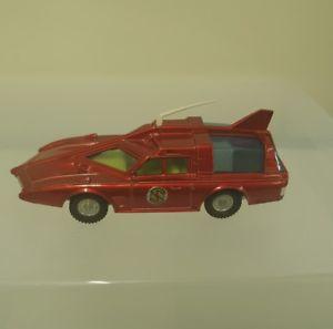 【送料無料】模型車 モデルカー スポーツカー スペクトラムパトロールカージェリーアンダーソンdinky spectrum patrol cargerry andersonnice example