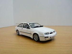 【送料無料】模型車 モデルカー スポーツカー フォードシエラコスワースブランford sierra rs cosworth blanc 143