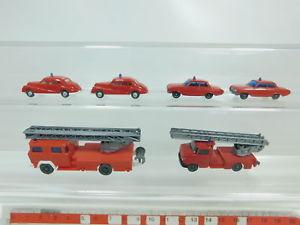 【送料無料】模型車 モデルカー スポーツカー ×オペルトップbk450,5 6x wiking h0187 feuerwehrfw bmw 501 opel magirus deutz etc top