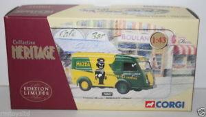 【送料無料】模型車 モデルカー スポーツカー コーギーコレクションルノーマツダcorgi 143 collection heritage 70507 renault 1000kg lampes mazda