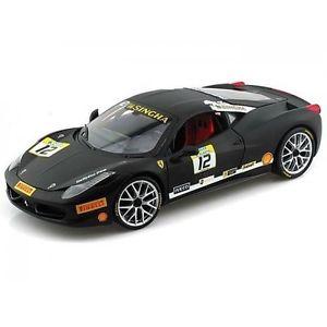 【送料無料】模型車 モデルカー スポーツカー フェラーリチャレンジモデルホットホイール