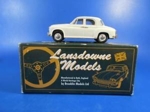 【送料無料】模型車 モデルカー スポーツカー ランズダウンモデルローバーlansdowne models ldm 5a 1957 rover 75 p4, 143, mib