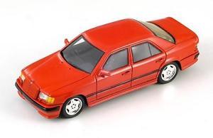 【送料無料】模型車 モデルカー スポーツカー メルセデスベンツハンマーレッドハットスパークmercedes benz 300 e amg the hammer red 1987 spark 143 s1042
