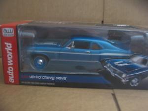 【送料無料】模型車 モデルカー スポーツカー シボレーノヴァamm1135 1969 chevrolet nova yenko sc please read free shipping