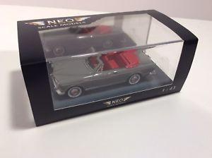 【送料無料】模型車 モデルカー スポーツカー スウェーデンボルボアマゾンシルバーネオvolvo amazon coune convertible 1963 silver 143 neo 45210