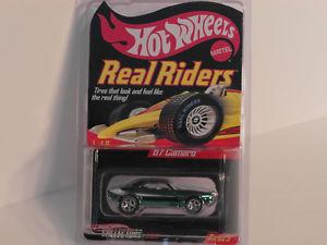 【送料無料】模型車 モデルカー スポーツカー ホットホイールリアルライダーシリーズグリーンカマロ2006 hw hot wheels rlc real riders series 5 green 67 camaro 180211,000