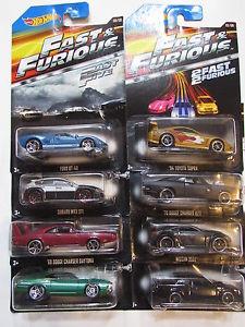 【送料無料】模型車 モデルカー スポーツカー ホットホイールダッジフォードスバルビュイックセット