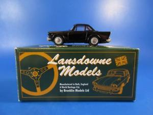 【送料無料】模型車 モデルカー スポーツカー ランズダウンモデルサンビームアルパインlansdowne models ldm 11a 1963 sunbeam alpine iii, 143, mib