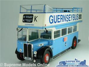 【送料無料】模型車 モデルカー スポーツカー リージェントモデルスケールネットワークバスオープントップガーンジーaec regent iii model guernseybus bus 143 scale ixo open top guernsey k8