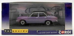 【送料無料】模型車 モデルカー スポーツカー スケールヒルマンライラックディーラーvanguards 143 scale va10408 hillman avenger 1500 gls lilac dealer special
