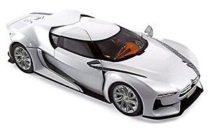 【送料無料】模型車 モデルカー スポーツカー サロンドパリシトロエングアテマラcitroen gt by citron salon de paris 2008 wei nacr white metallic 118 norev