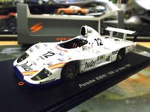 【送料無料】模型車 モデルカー スポーツカー ポルシェルマン#ヘイウッドジュールスパークporsche 936 81 le mans 1981 12 mass haywood schuppan jules resin spark 143
