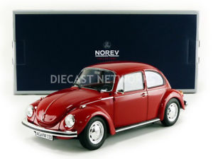 【送料無料】模型車 モデルカー スポーツカー フォルクスワーゲンnorev 118 volkswagen 1303 1972 188520