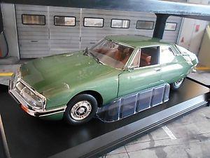 【送料無料】模型車 モデルカー スポーツカー シトロエンマセラティマセラティクーペグリーングリーンcitroen sm maserati v6 coupe green grn met 1971 rar norev 118