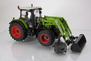 【送料無料】模型車 モデルカー スポーツカー トターフロントローダースケールアリオンwiking 077325 traktor claas arion 650 mit frontlader scale 1 32 neu ovp