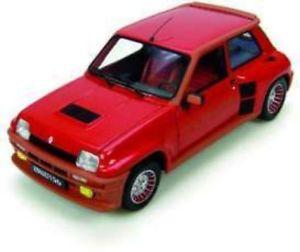 【送料無料】模型車 モデルカー スポーツカー ルノーターボレッドモデルuh renault 5 turbo rot 118 limitiertes modell 11000