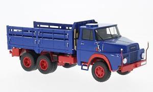 【送料無料】模型車 モデルカー スポーツカー ネオhenschel hs 314 6x6, blaurot, 143, neo