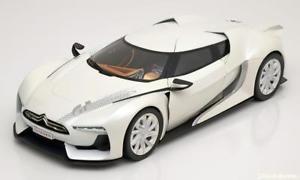 【送料無料】模型車 モデルカー スポーツカー シトロエンコンセプトカーパリサロンホワイト118 norev citroen gt concept car salon paris 2008 white