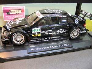 【送料無料】模型車 モデルカー スポーツカー クラスパフェ118 norev mb cclass dtm 2011 g paffett 183584