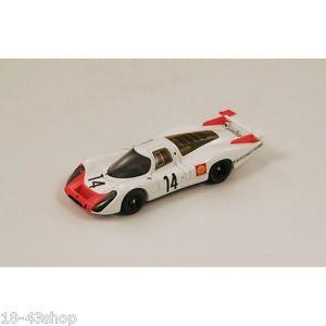 【送料無料】模型車 モデルカー スポーツカー スパークポルシェパリキロspark sf051 porsche 908 n14 2nd 1000km of paris 1968 elford lins 143