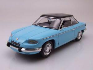 【送料無料】模型車 モデルカー スポーツカー ターコイズモデルカーpanhard 24 ct 1964 trkis, modellauto 118 norev