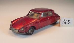 【送料無料】模型車 モデルカー スポーツカー シトロエンリムジンメタリックレッド#majorette 165 nr 13 citroen ds 21 limousine rotmetallic nr 1 365
