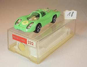 【送料無料】模型車 モデルカー スポーツカー ポルシェルマンレースカーライトグリーン#majorette 165 nr 232 porsche le mans rennwagen hellgrn ovp 018