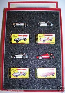 【送料無料】模型車 モデルカー スポーツカー ピッコロセットニュルブルクリンクメルセデスホcret schuco piccolo set 75 jahre nurburgring 19272002 mercedes 190 no ho