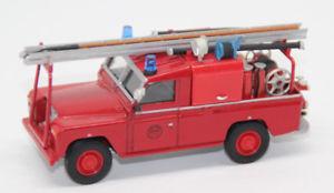 【送料無料】模型車 モデルカー スポーツカー コーギーランドローバーcorgi rsh firekit 150 land rover fire brigade feuerwehr js2606