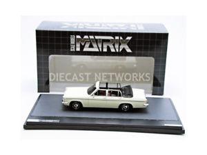 【送料無料】模型車 モデルカー スポーツカー オペルディプロマットカブリオレmatrix 143 opel diplomat fissore 54 cabriolet 1971 mx11502011