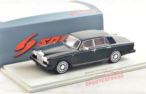 【送料無料】模型車 モデルカー スポーツカー スパーク 143 spark s3823 bentley t2, 1977