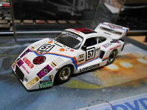 【送料無料】模型車 モデルカー スポーツカー ポルシェターボルマンレコードporsche 935 turbo 93577 a gr5 le mans 1981 claude haldi record buldet k 143