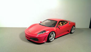 【送料無料】模型車 モデルカー スポーツカー フェラーリホイールneues angebothotwheels ferrari f430 *vi49114