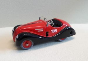 【送料無料】模型車 モデルカー スポーツカー ロードスターschuco examico roadster bmw *ovp* 195