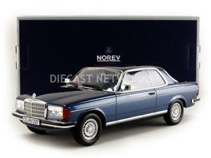 【送料無料】模型車 モデルカー スポーツカー メルセデスベンツnorev 118 mercedesbenz 280 ce c123 1980 183589
